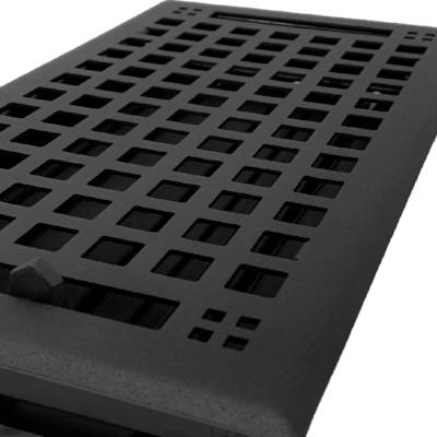 Flat Black Register