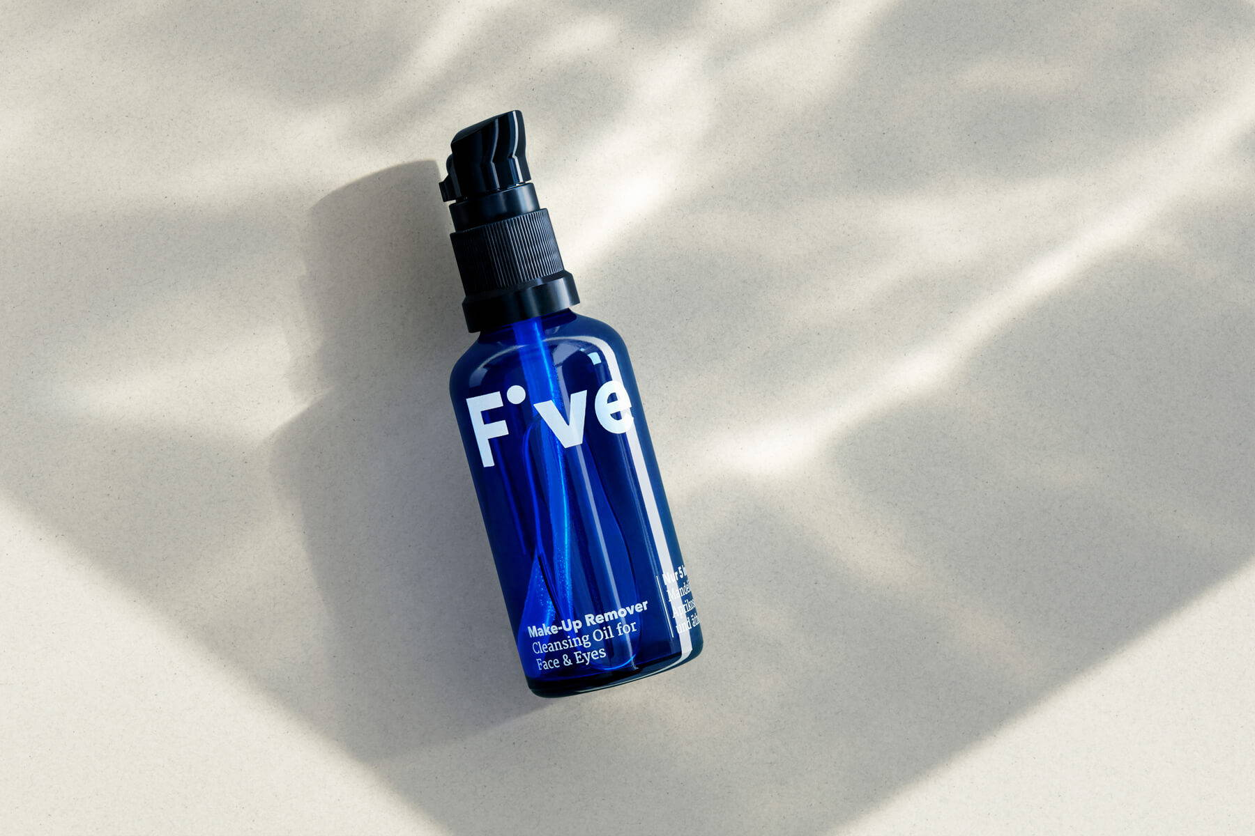 FIVE Make-Up Remover Mood1 – Five Skincare