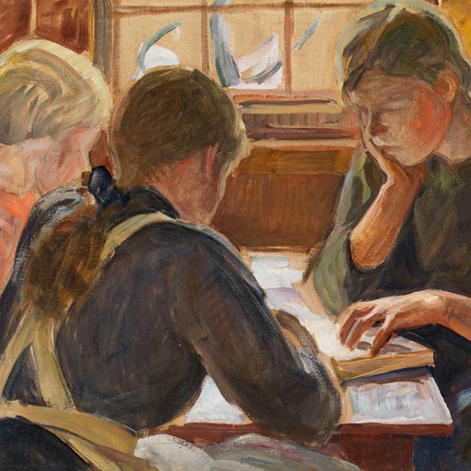 Pekka Halonen Art