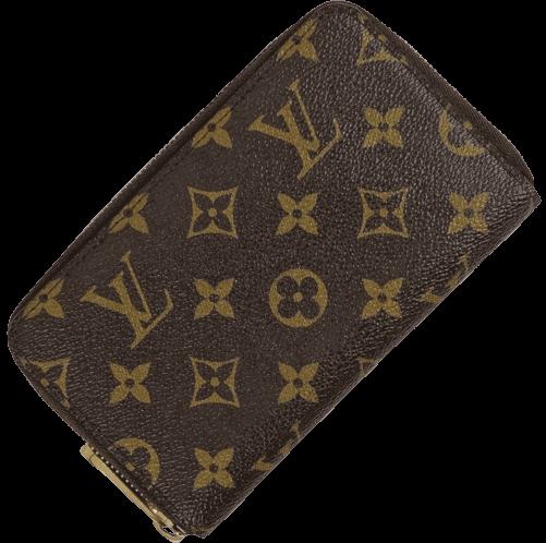 Louis Vuitton, the Zippy Wallet and the Katte