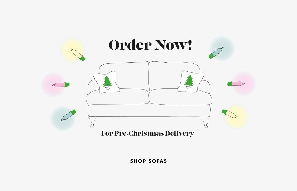 Pre-Christmas Delivery
