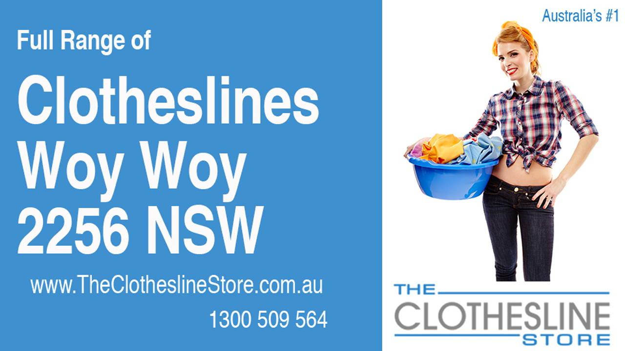 Clotheslines Woy Woy 2256 NSW