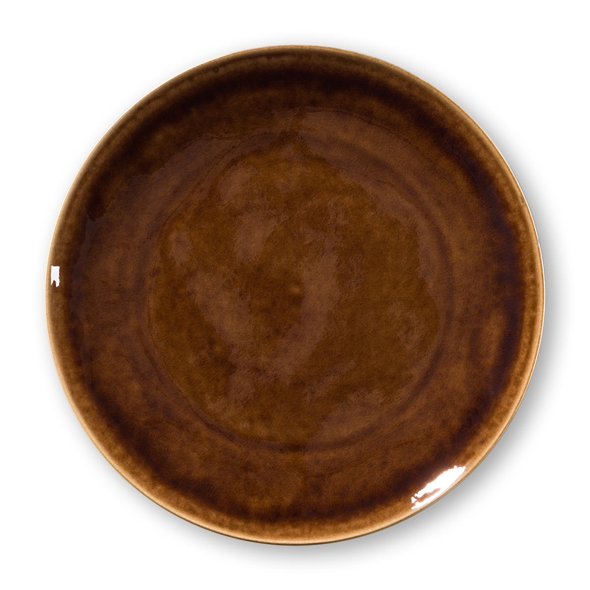 Mars Brown Plates