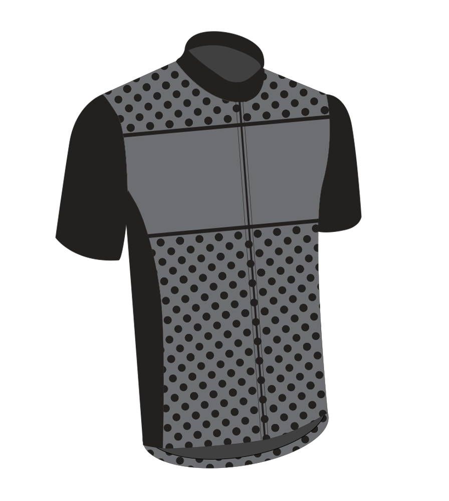 Dots Cycling Jersey