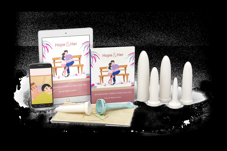 Vaginismus Treatment Kit