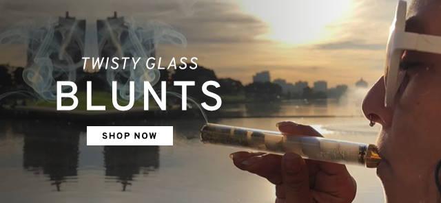 twisty glass blunts