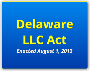 delaware llc act | delaware business incorporators, inc.