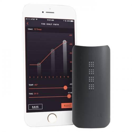 Davinci IQ Vaporizer with iOS smartphone app