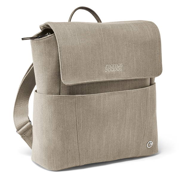 Strada Baby Changing Bag - Cashmere