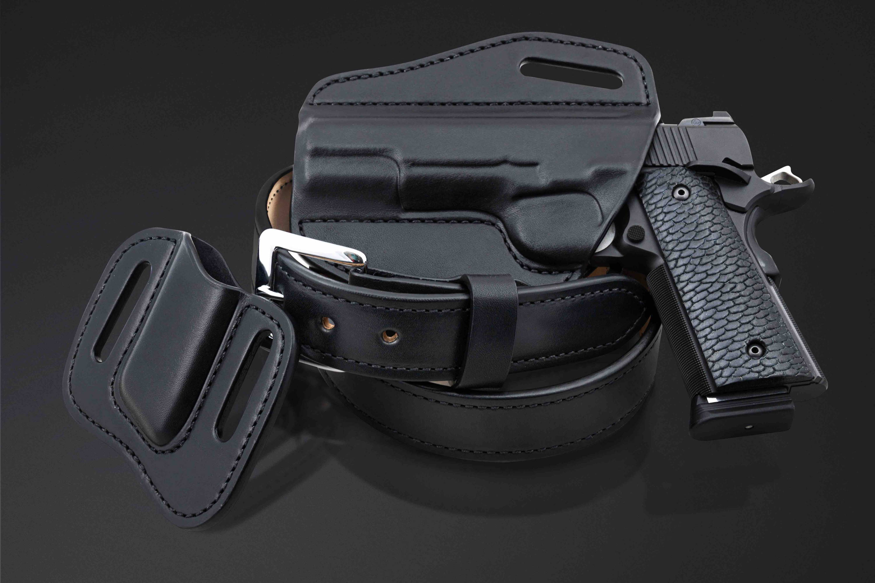 Dan Wesson ECO Leather Holster