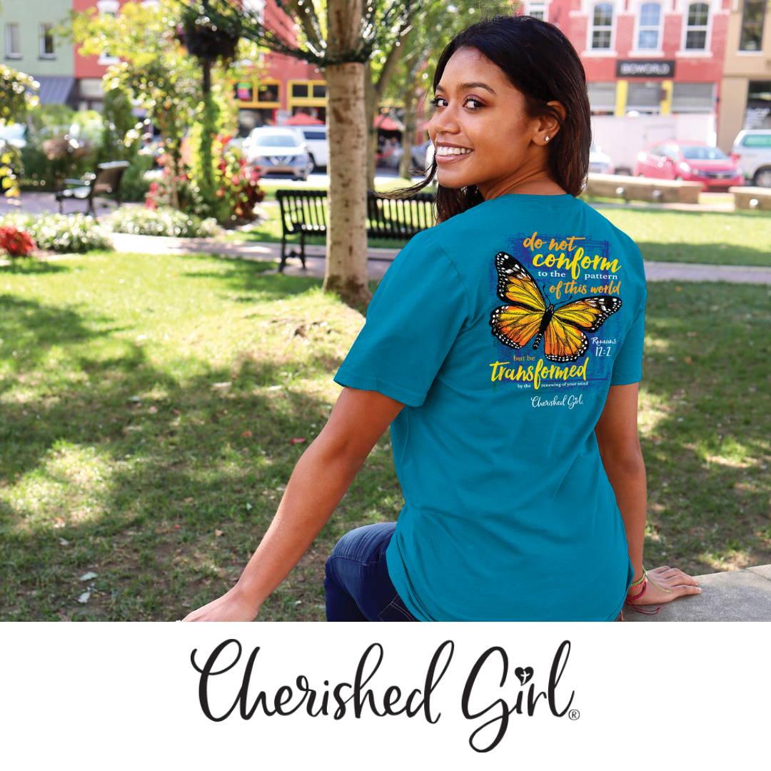Wholesale Cherished Girl T-Shirts for Christian Women