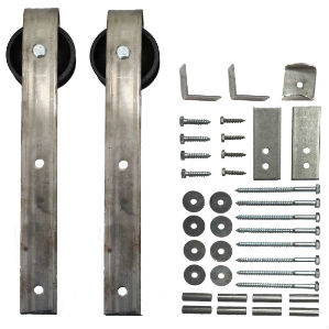 Barn Door Hangers & Hardware