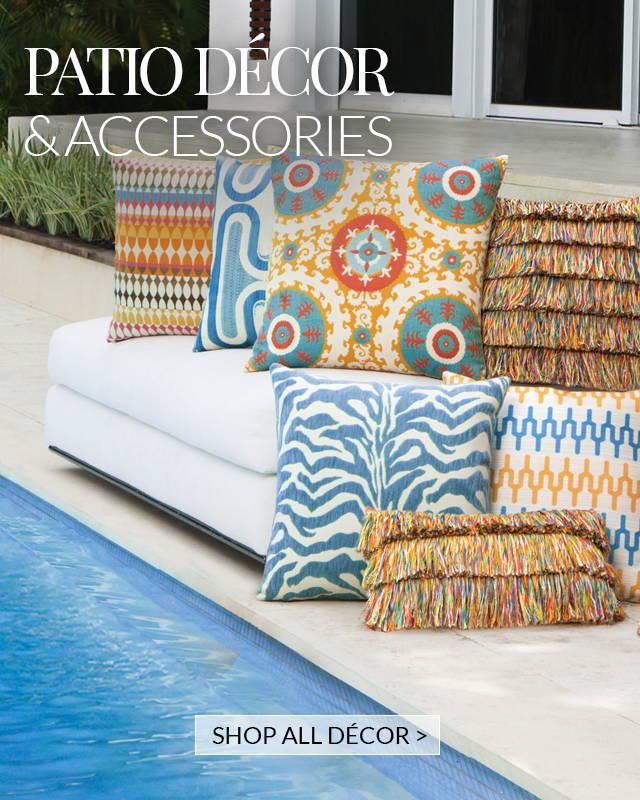 Shop Patio Decor and Accessories
