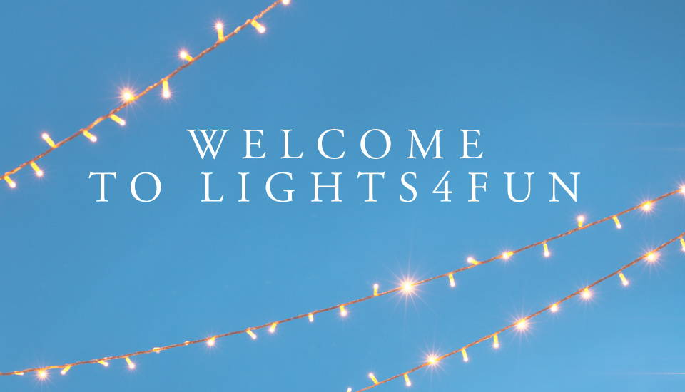 Welcome to Lights4fun