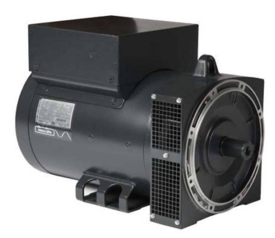 Mecc Alte Generator Alternator by Aurora Generators