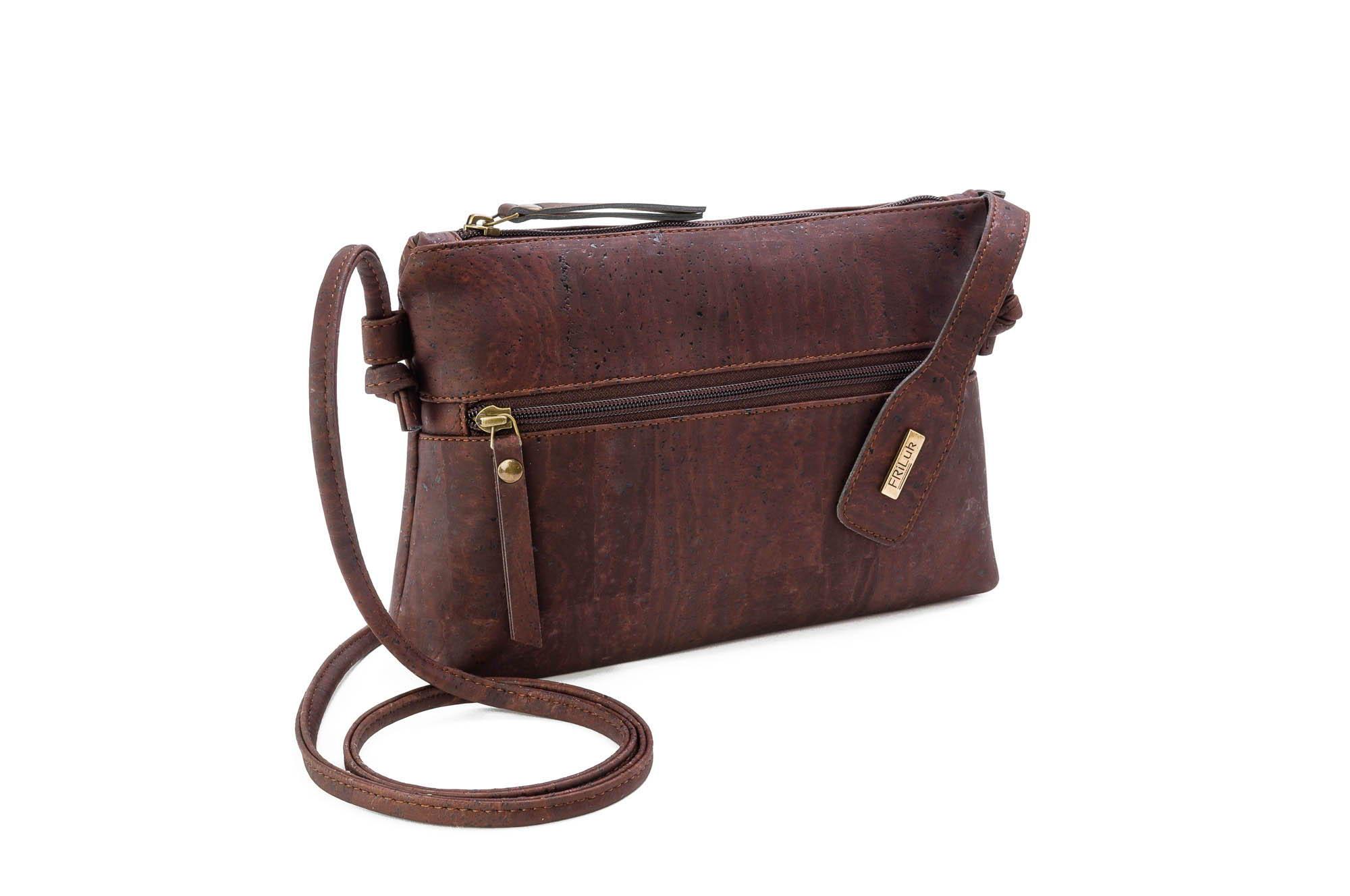 cork bag brown