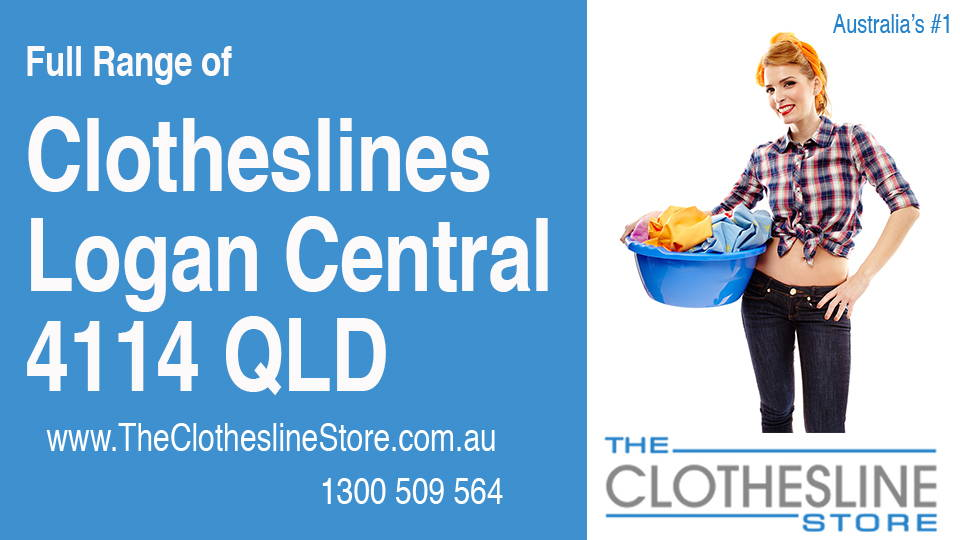 New Clotheslines in Logan Central Queensland 4114