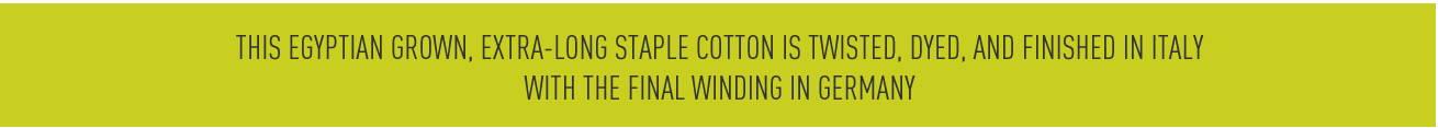 Quality Egyptian Cotton Thread
