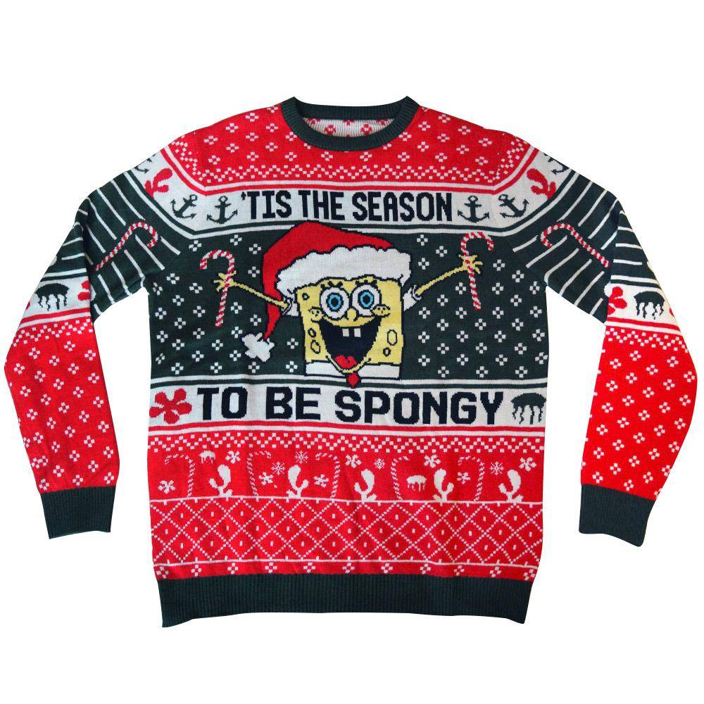 Spongebob Christmas Sweater