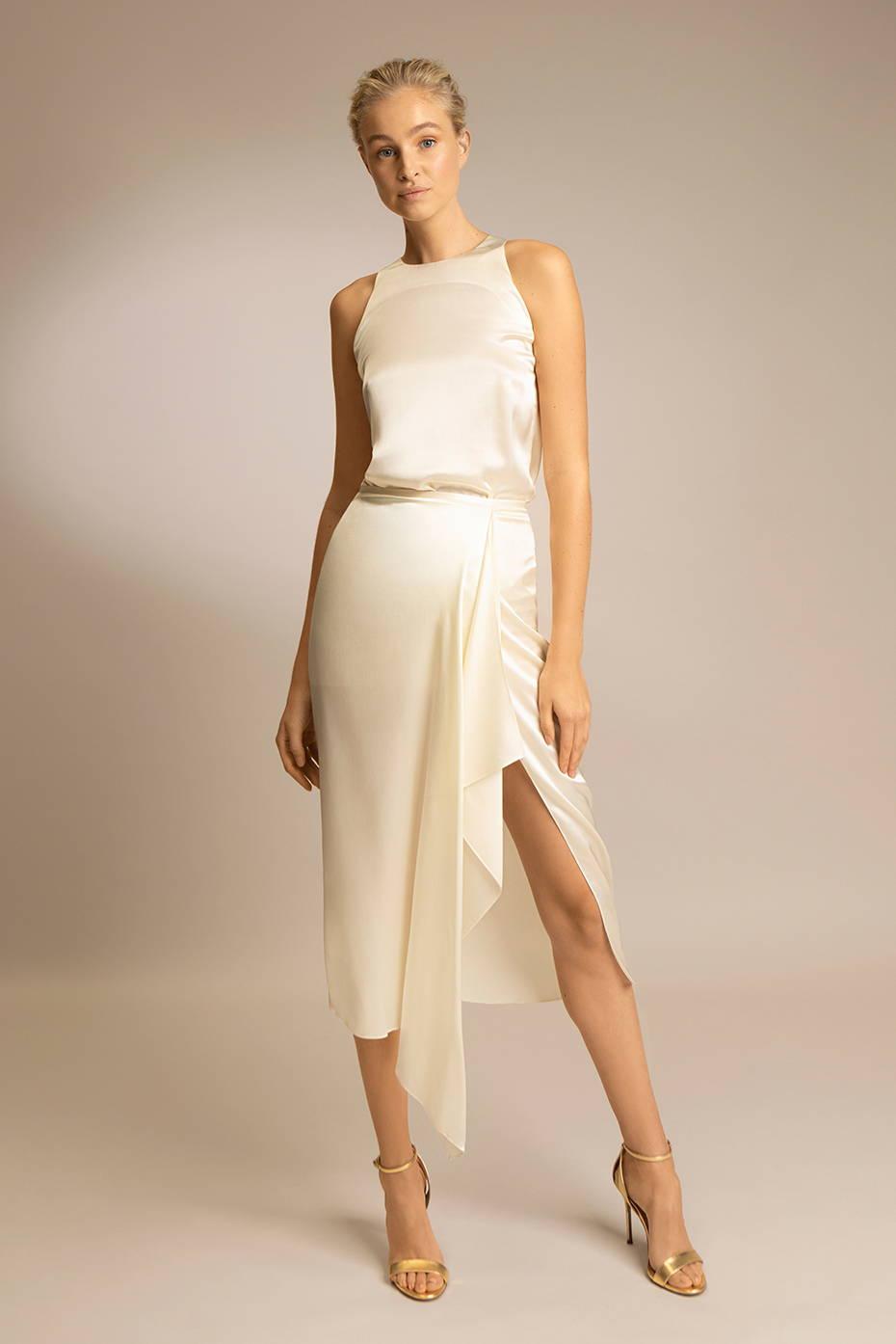 Women's Satin Dress and Top | PENDA Women