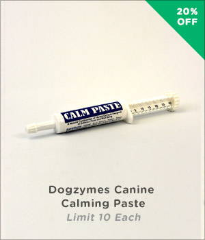 Dogzymes Canine Calming Paste