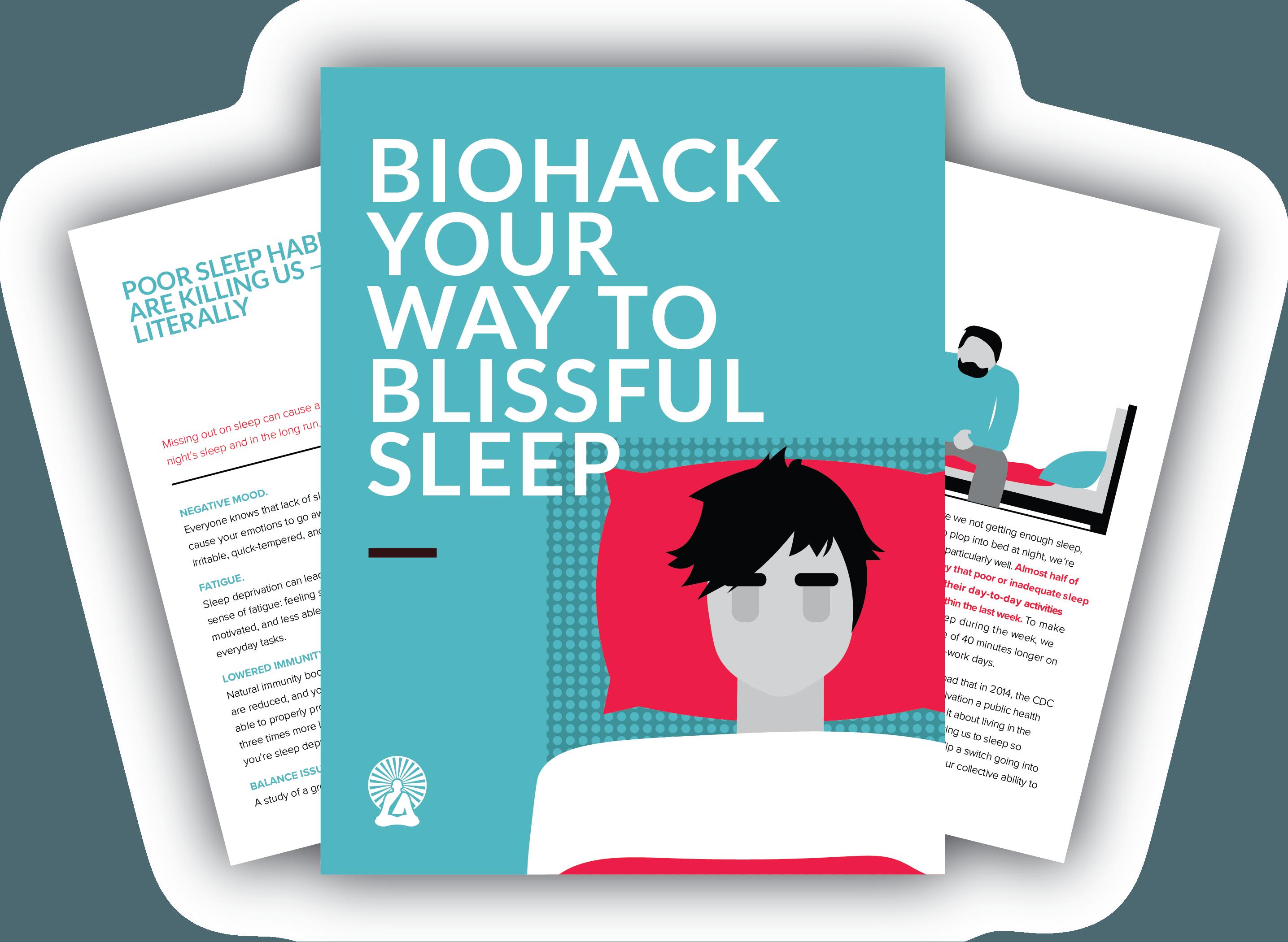Biohack Your Sleep Ebook