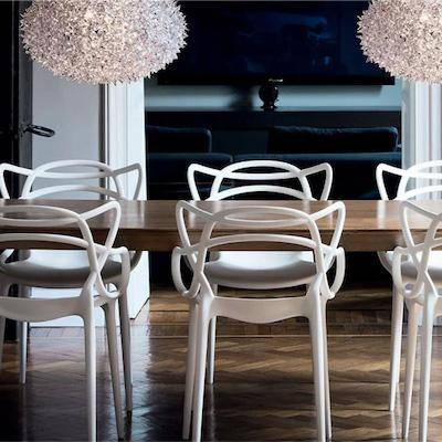 Kartell dining charis