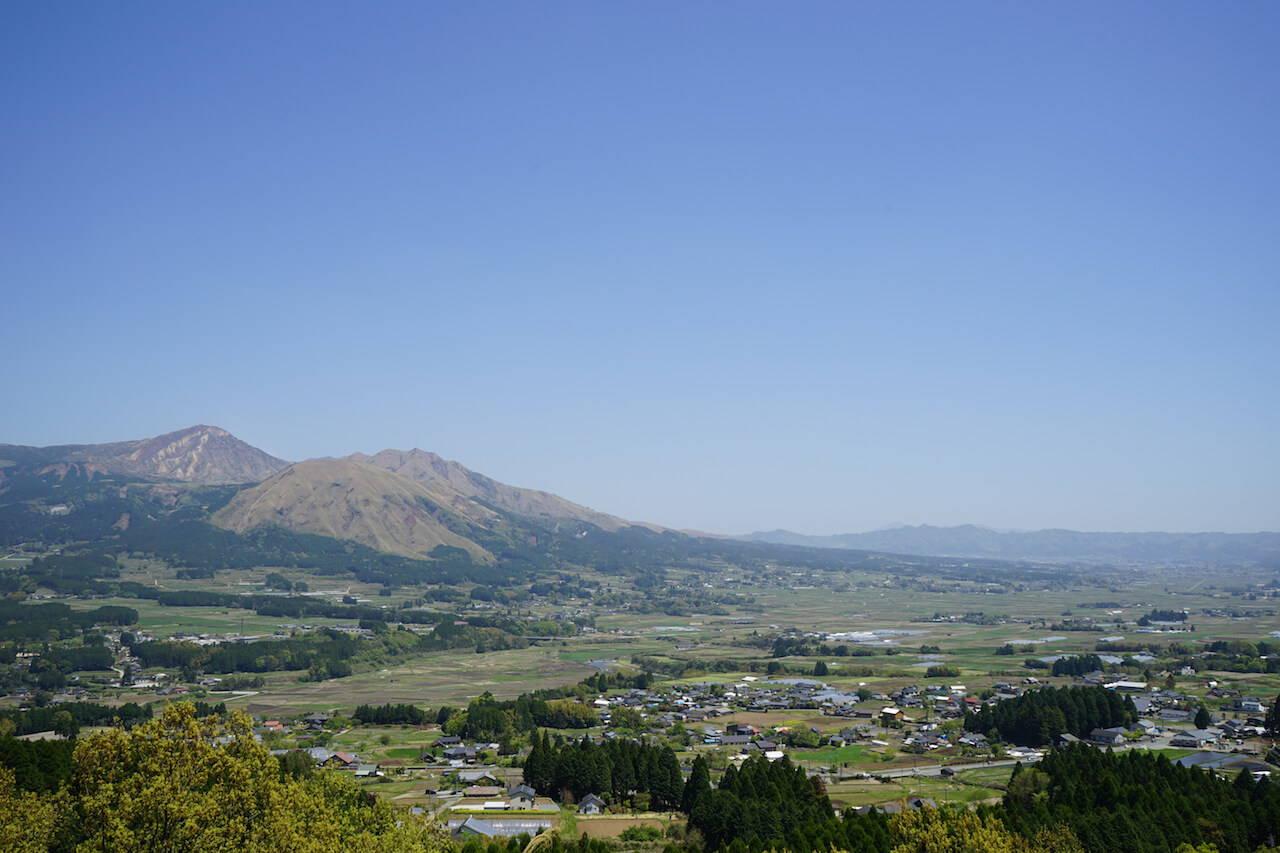 【トレイルレポート】阿蘇カルデラ光の里山ハイクを歩きました!