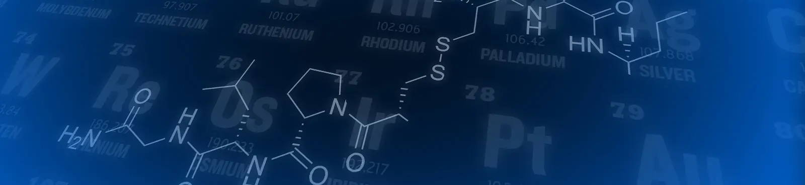 Molecules to show the nutritional science behind GWF Nutrition products