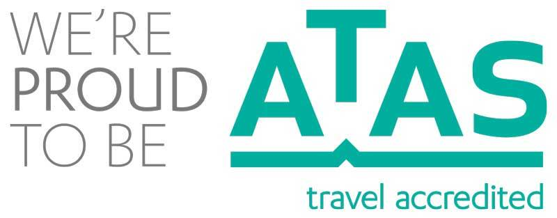 Travelbay Accreditation and Credentials - ATAS Accredited
