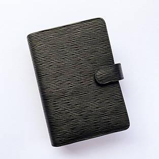 Six-Ring Agenda | Personal | Cloth & Paper
