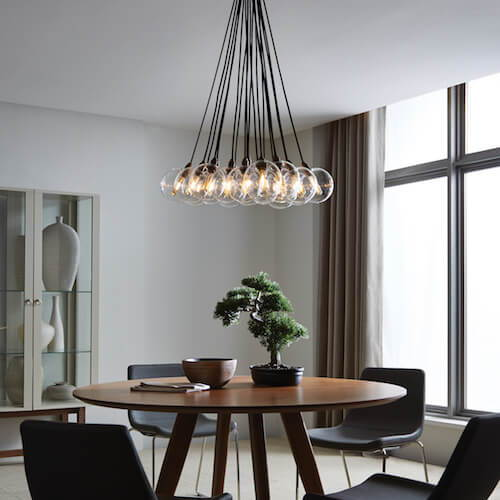 Our Favorite Dining Room Chandeliers