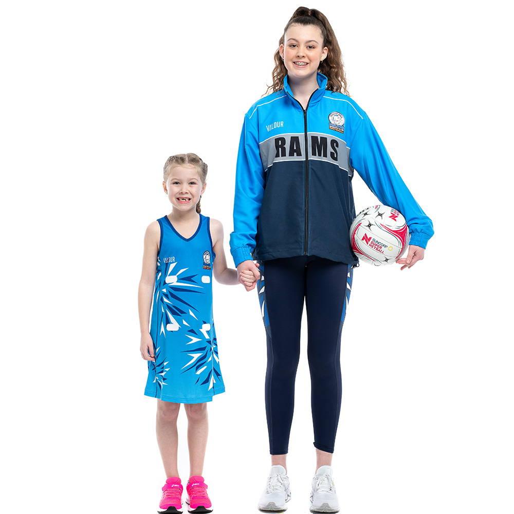 Custom Netball Sportswear