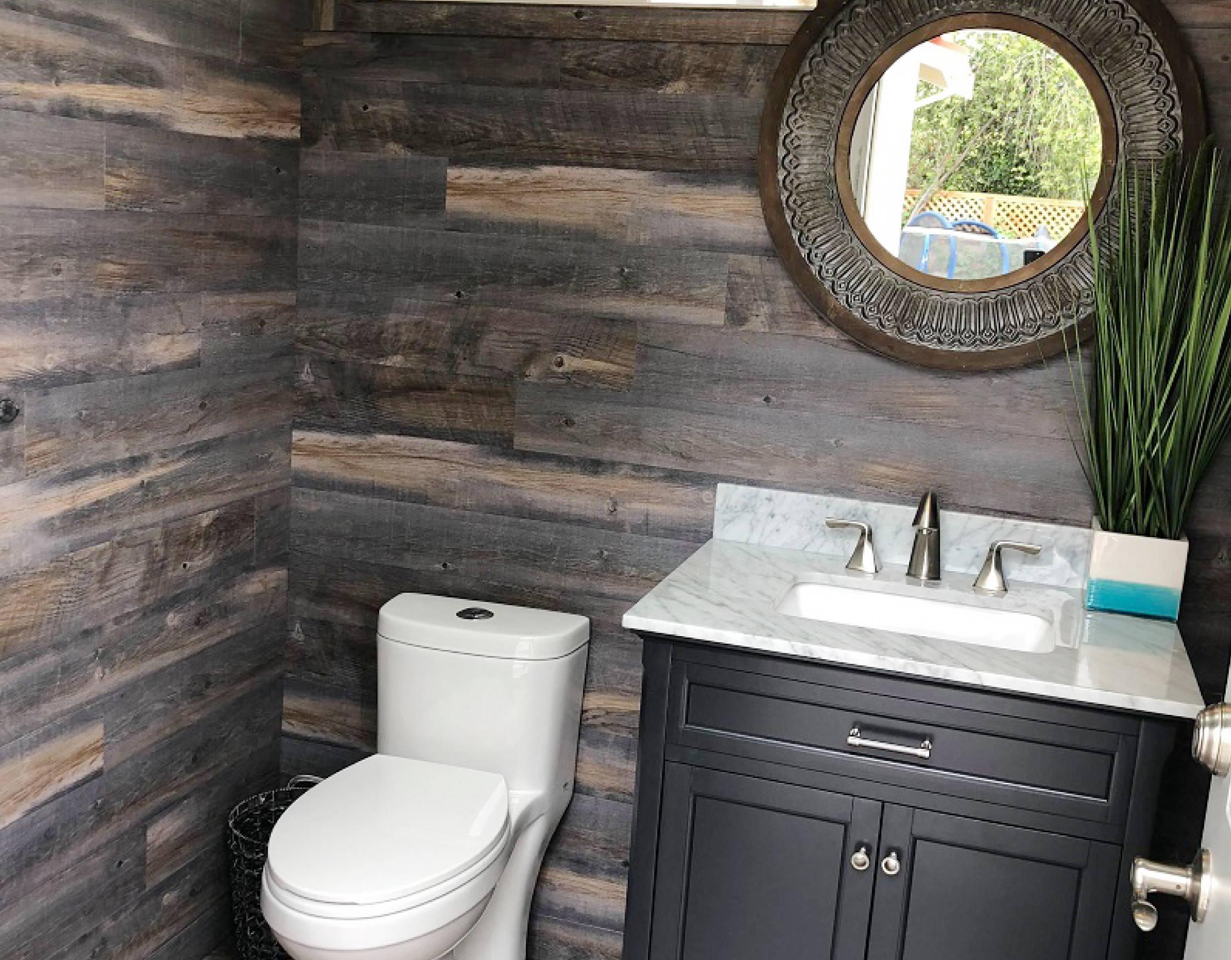 Wood Wall Plank Accent Wall Ideas Wallplanks