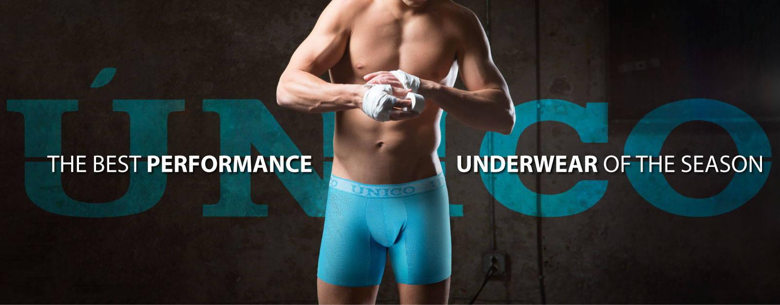 Unico The Best Performance Underwear Of The Season