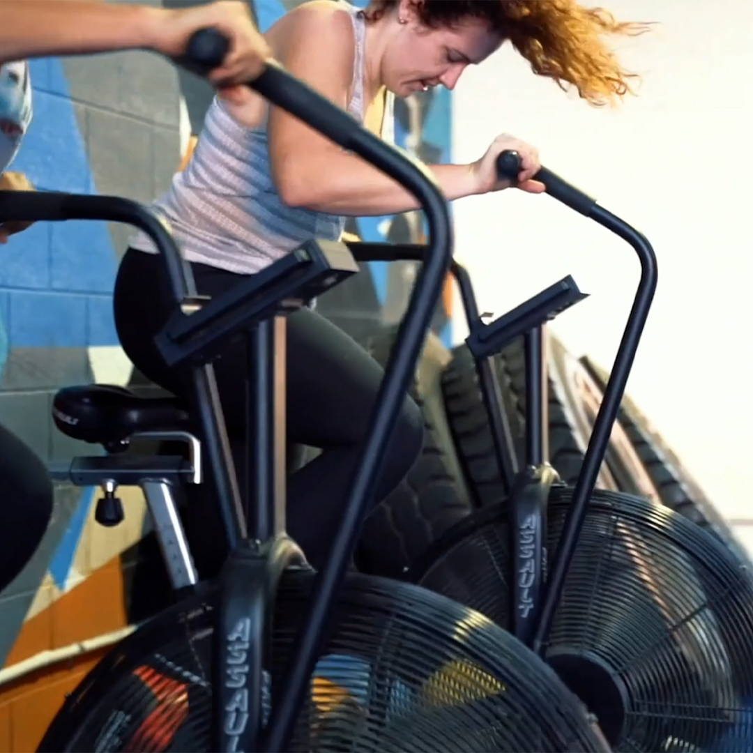 Commercial Gym Fit Out Bike