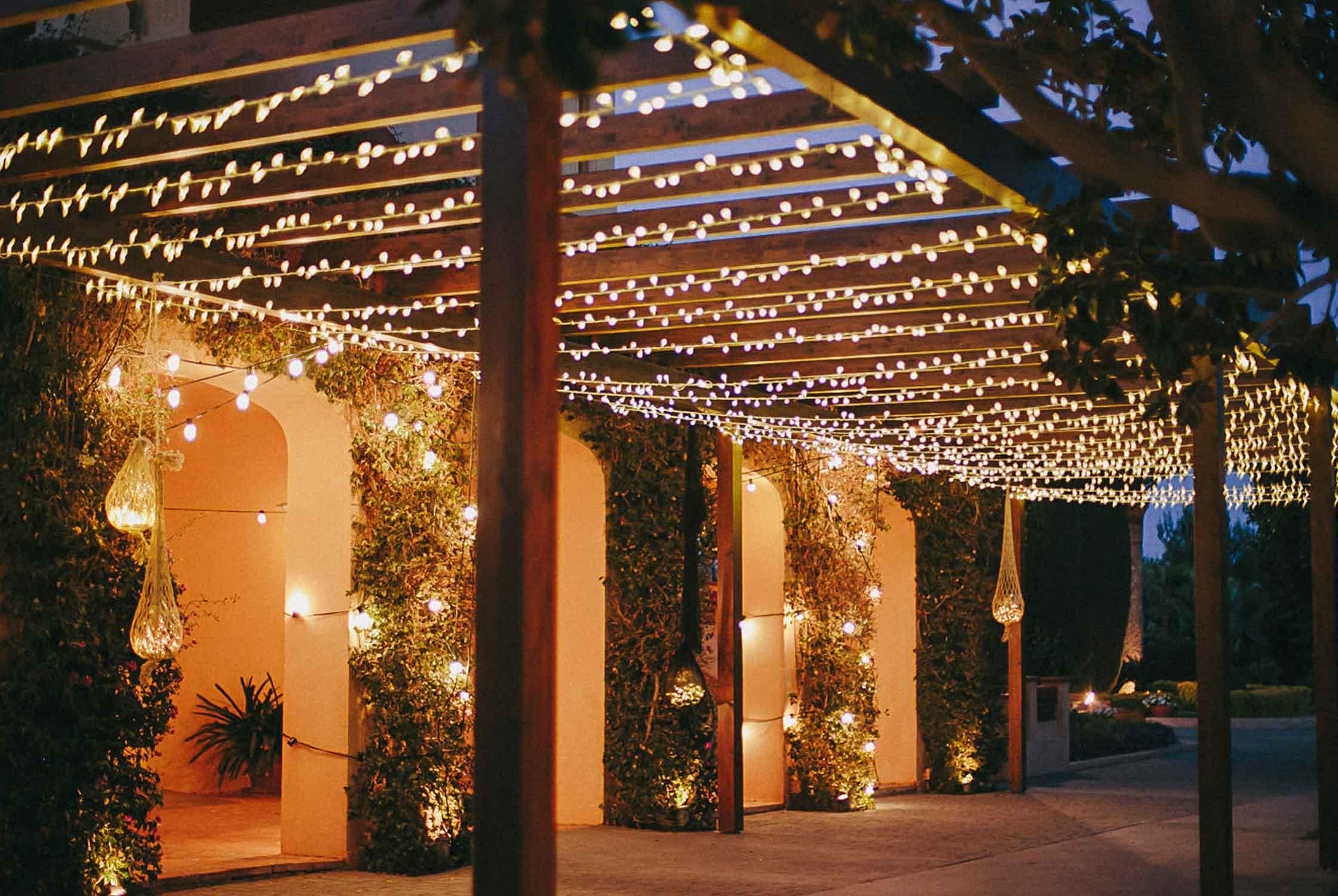 Christmas In Heaven Lantern Diy.Garden Lighting Ideas Lights4fun Co Uk