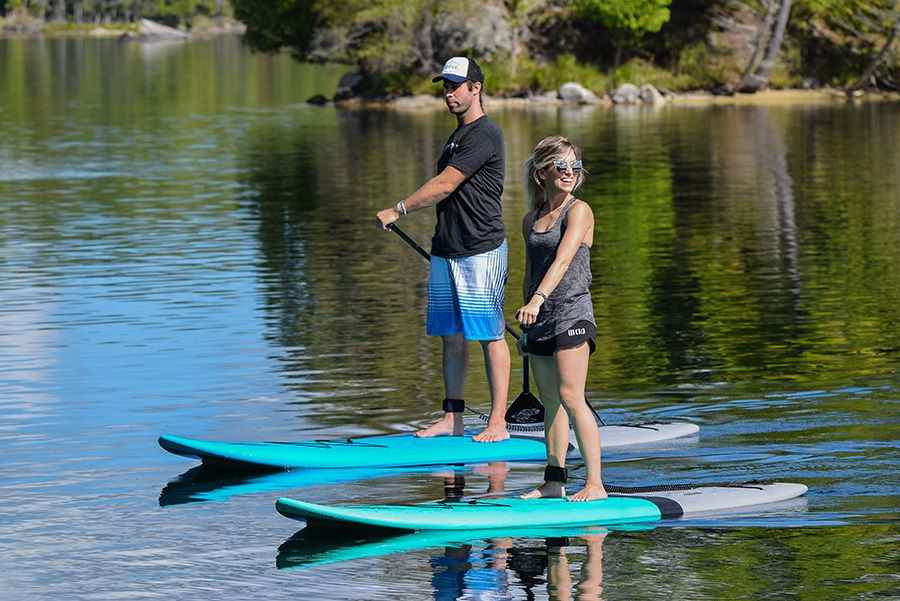 Stand up paddle boarding in Florida