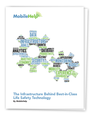 The Infrastructure Behind  Best-in-Class Life Safety Technology