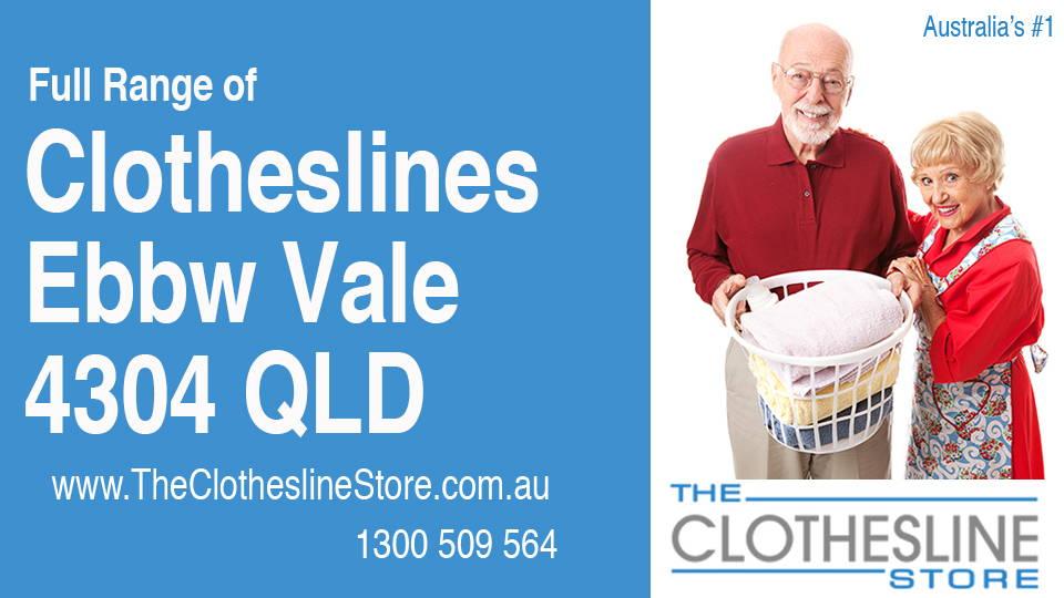 New Clotheslines in Ebbw Vale Queensland 4304