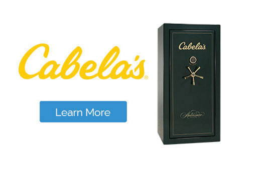 Cabela's gun safes by Liberty