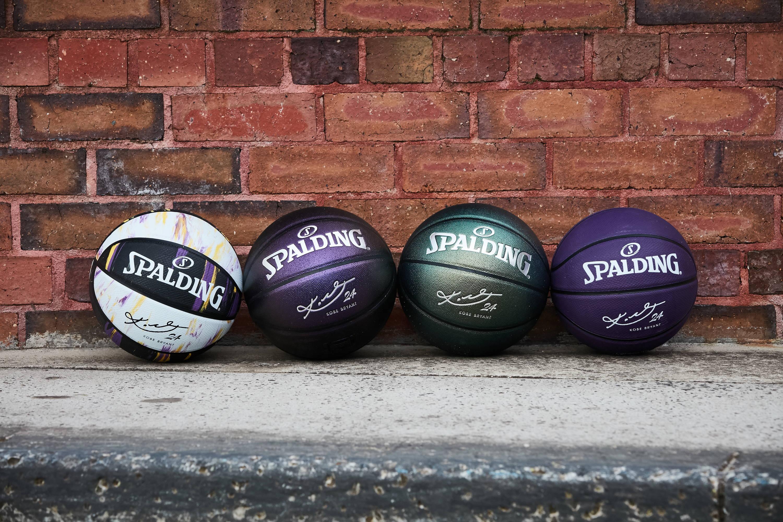 Spalding Ball Kobe Bryant Purple 24 76-638Z