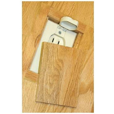Wood Designs Flush Mount Floor