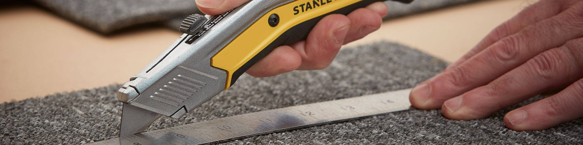 A Toolstop Guide to Stanley Knife Blades