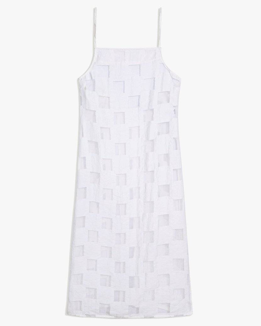 Melanie Window Mesh Dress