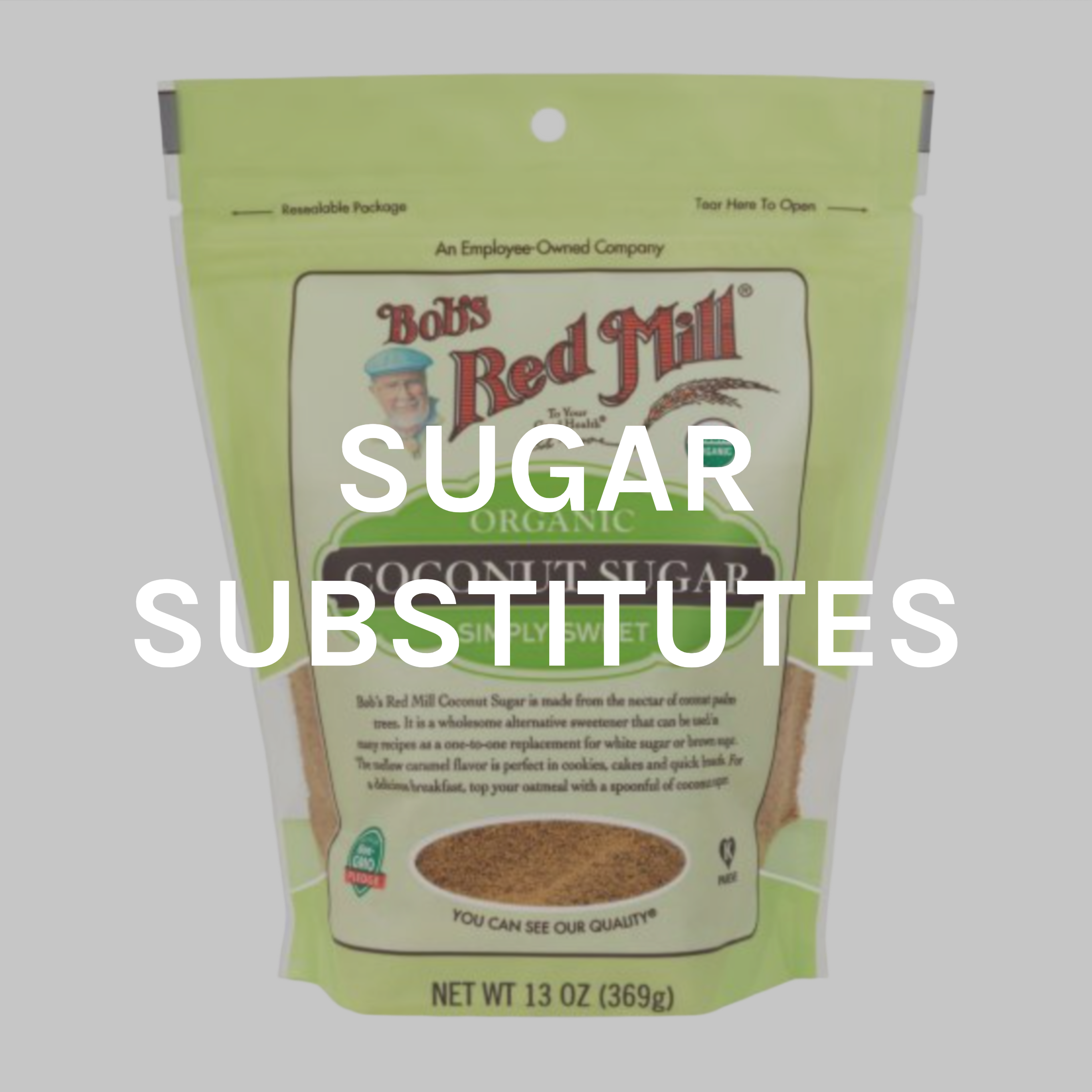 Sugar Substitutes Collection