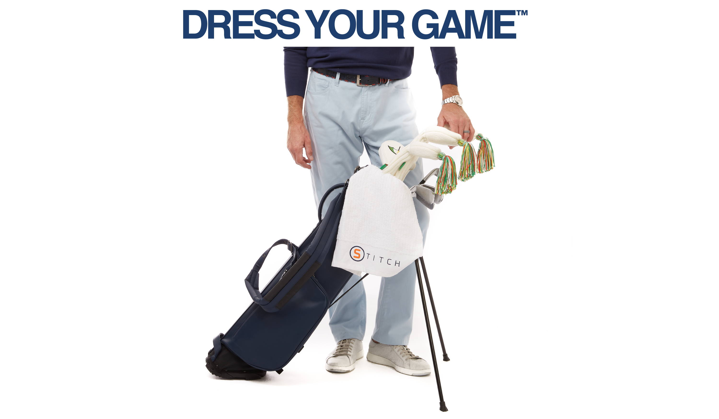 f62cb67655 Dressing your golf game is about more than just your bag and headcovers. It is  about putting together a color-coordinated look to fit the occasion – your  ...