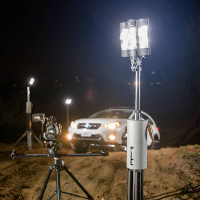 FoxFury NOMAD® T56 95 CRI 5600K Daylight Balanced Light Delivers Up to 8,200 Lumens