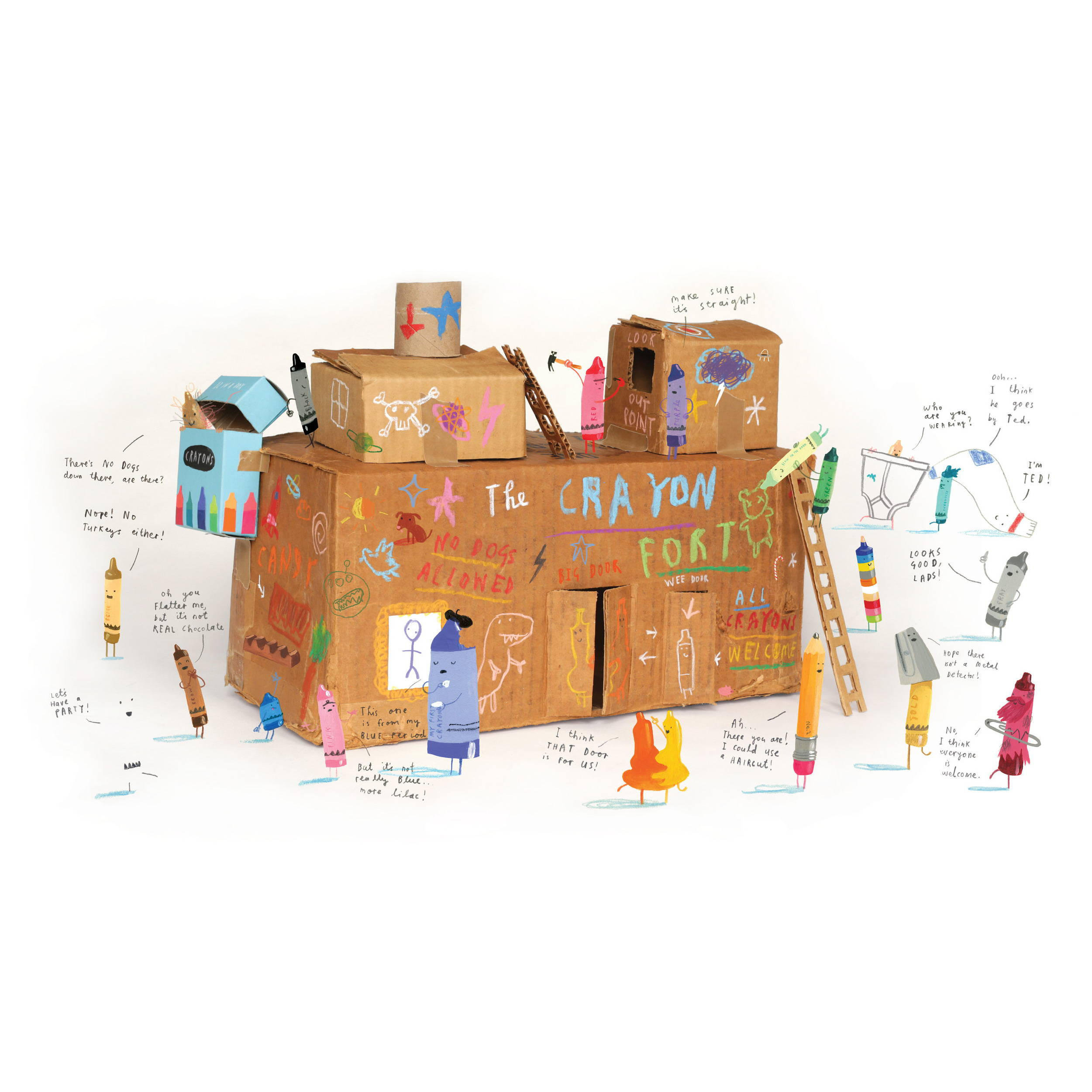 Oliver Jeffers | Me Books Store
