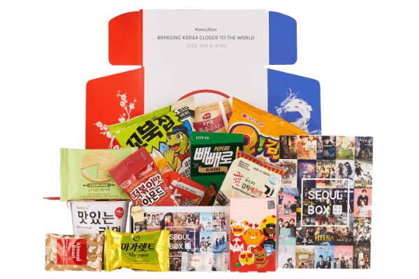 Korean subscription box online